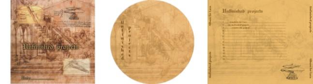 design pentru carcasa si disc